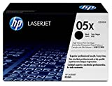 HP 05X (CE505X) Black High Yield Original Toner Cartridge