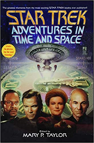 Adventures In Time And Space Star Trek All Series Mary P