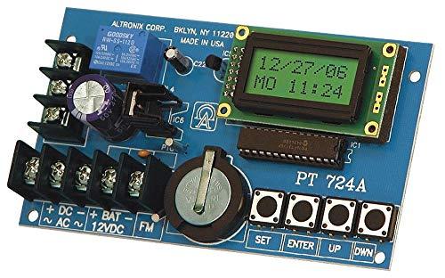 Altronix Phenolic or Fiberglass Timer- Annual Event 2Ch 365 Day/24 Hr. - PT2724 -