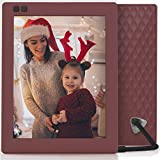 Nixplay Seed 8 inch WiFi Digital Photo Frame - Mulberry