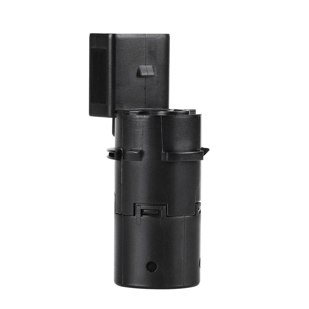 Hlyjoon 4 Pcs PDC Parking Sensor 7H0919275E PDC Sensor Asistente de Estacionamiento Reversa Inversa PDC de Radar de Aparcamiento para A6 4B C5 4F2 C6 4FH C6 4F5 C6