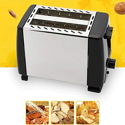 Broodroosters Broodrooster huishouden Multifunctionele ontbijt machine klein toaster Stainless Steel Automatic Toaster Noodle Bun Slices toaster