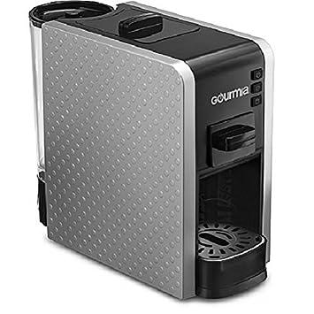 Gourmia GCM7000SEU Máquina de café exprés multi cápsula con cartuchos diferentes para Nespresso, Dolce Gusto