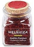 Azafrán auténtico en hebras 100% español Mancha D.O. Castilla La Mancha envase cristal (5)