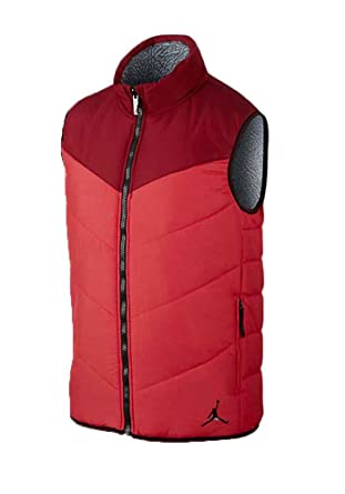 [623483-695] AIR JORDAN ELE PADDED VEST UP APPAREL APPAREL AIR JORDANMULTI