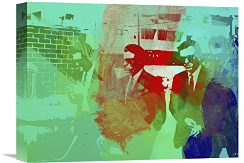 """Naxart Studio """"Reservoir Dogs"""" Giclee on canvas, 16"""" by 1.5"""" by 12"""" from Naxart Studio"""