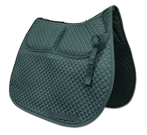 Eventing Saddle - ECP Cotton Correction All Purpose Saddle Pad (Green)