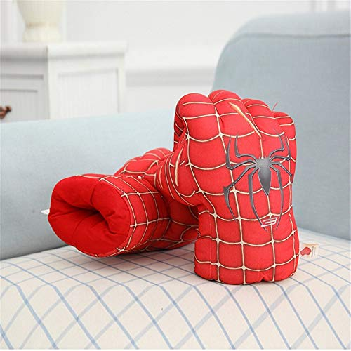 Party DIY Decorations - 2pcs Pair Party Superhero Costume Hulk Spiderman Hands Gloves Boxing Funny Toys Glove - Decorations Party Party Decorations Beard Scarf Wedding Pinata Hulk Ragnarok ()