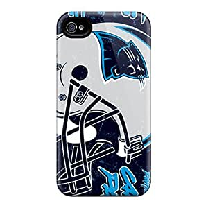 Iphone 4s NQs4s44s4spOTy Customized Fashion Carolina Panthers Skin Excellent Cell-phone Hard Covers -JamieBratt
