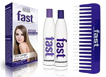 nisim fast shampoo conditioner set là sst haare schneller wachsen