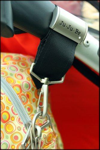 Ju-Ju-Be 14AA15HK-SIL - Clip de silla de paseo Plateado