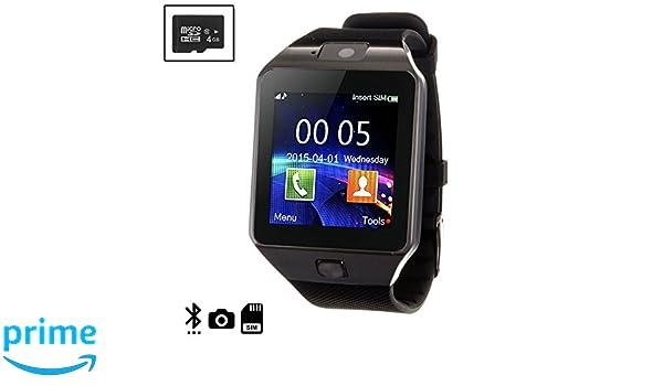 Silica DMN234SD4 - Smartwatch tekkiwear Dama n234 con Micro ...