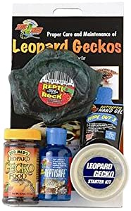 Amazon Com Zoo Med Leopard Gecko Starter Kit Aquarium