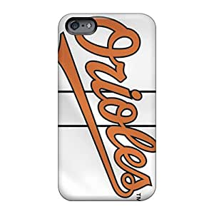 Apple Iphone 6s NMR1559EKgD Unique Design Attractive Baltimore Orioles Pattern Shock-Absorbing Hard Cell-phone Case -TrevorBahri