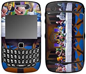 MusicSkins, MS-RONE50044, Ron English - The Last Cartoon, BlackBerry Curve (8520/8530), Skin