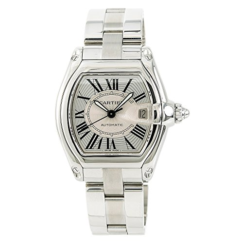 - Cartier Roadster Automatic-self-Wind Male Watch W62025V3 (Certified Pre-Owned)