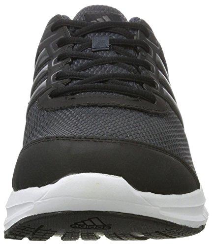 Dark M Black Core Noir Duramo Grey adidas Gris EU Night Chaussures Metallic de Homme Course Lite EvwZq