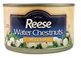 Reese Water Chestnuts Sliced -- 8 oz - 2 pc