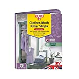 zero in Moth Killer 20 strips