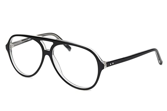 c024087757f SmartBuy Collection Selleck Unisex Prescription Eyeglass Frames - Full Rim  Pilot Designer Glasses Frame - Selleck