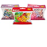 Dandy Bandz Silicone Silly Shape Bracelets - Mixed Lot 3,456 Pieces.