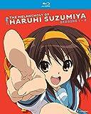 MELANCHOLY OF HARUHI SUZUMIYA: SEASONS ONE & TWO