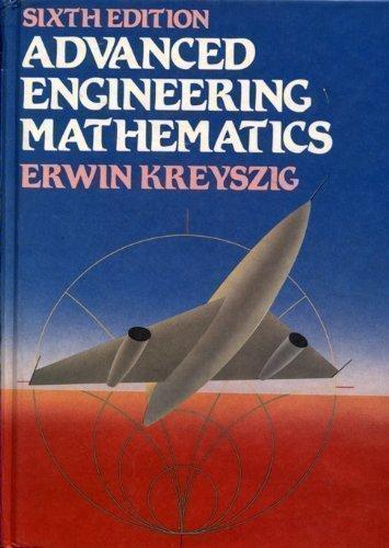 Advanced Engineering Mathematics, 6th Edition