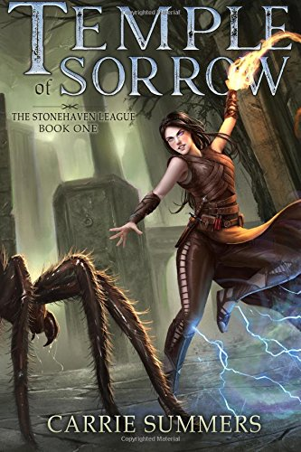 Read Online Temple of Sorrow (Stonehaven League) (Volume 1) pdf