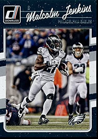 Amazon.com  Football NFL 2016 Donruss  226 Malcolm Jenkins  226 NM+ ... 4d199071d