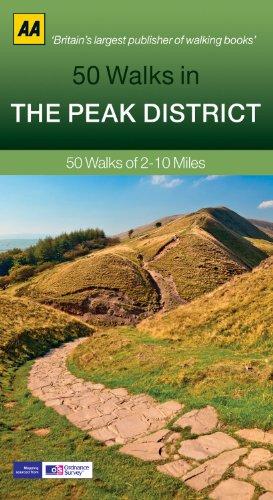 50 Walks in the Peak District: 50 Walks of 2–10 Miles