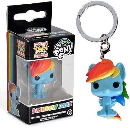 Funko Pop Keychain My Little Pony Rainbow Dash