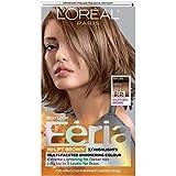 L'Oréal Paris Feria Multi-Faceted Shimmering Permanent Hair Color, B61 Downtown Brown (Hi-Lift Cool Brown), 1 kit Hair Dye