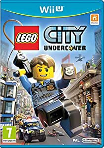 LEGO City Undercover - Limited Edition with Chase McCain Minifigure (Nintendo Wii U)