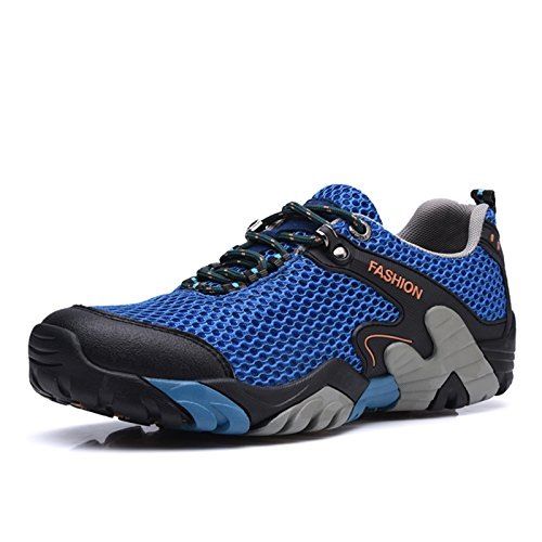 CraneLin+Men%27s+Outdoor+Hiking+Shoe+Breathable+Mesh+Sneaker+Mountaining+Shoes+CRHW2032-Blue-46