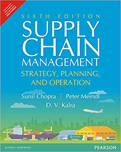 Amazon com: Supply Chain Management: Strategy, Planning, and