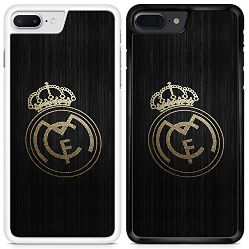 Real Madrid FC Custom Designed Printed Phone Case for Samsung Galaxy S7 Edge RMad3P/White