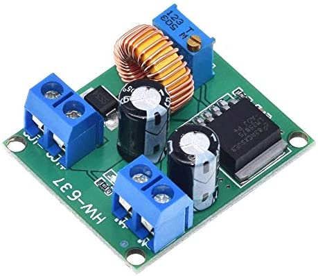 RongAi Chen LM2587 DC-DC 3V-35Vに4V-40Vのステップアップ電源モジュール19VにDC DC電圧コンバータの12Vを5Vにブーストコンバータ12V、24V、12Vのコンバーター