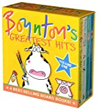 img - for Boynton's Greatest Hits: Volume 1/Blue Hat, Green Hat; A to Z; Moo, Baa, La La La!; Doggies (Boynton Board Books) book / textbook / text book