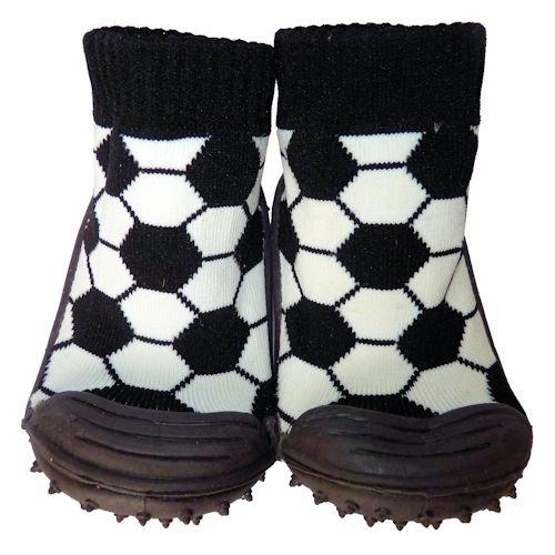 C2BB - Calcetines con suela antideslizante para niños | Fútbol - Talla: 25: Amazon.es: Ropa y accesorios