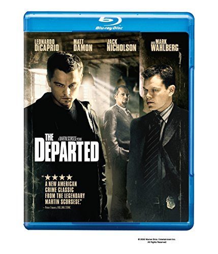 The Departed Martin Scorsese: 0085391117292 - Buy New And Used