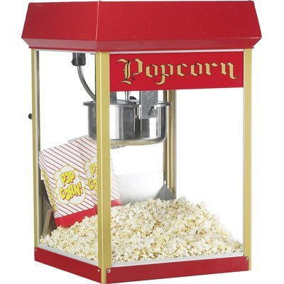 8 oz gold medal popcorn machine - 9