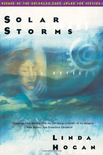 Solar Storms Hogan, Linda ( Author ) Feb-26-1997 Paperback