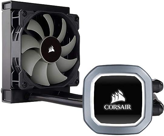 Corsair Hydro H60 Wasserkühlung Schwarz Computer Zubehör