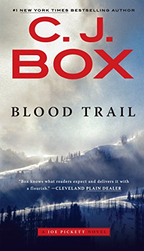 book cover of Blood Trail
