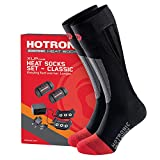 Hotronic XLP ONE Heat Sock Set, Classic, Medium