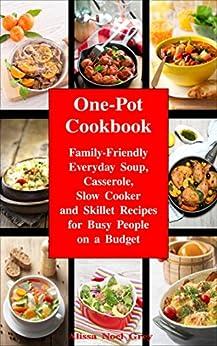 One Pot Cookbook Family Friendly Casserole Mediterranean ebook product image