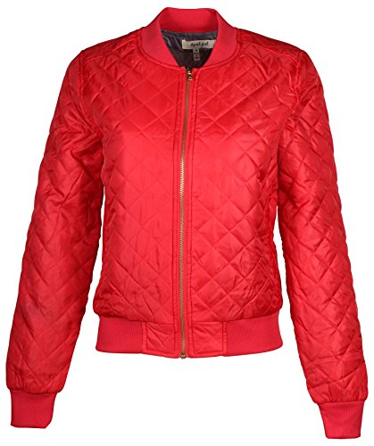 Quilted Satin Coat - 7