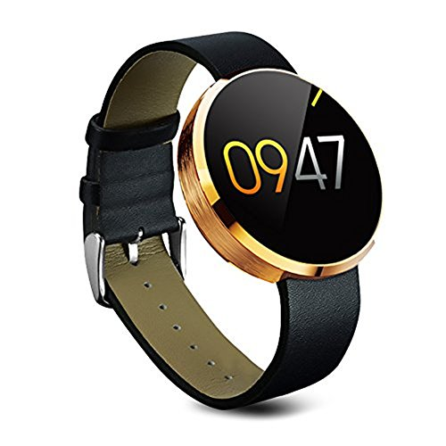 OWIKAR Waterproof Bluetooth Smartwatch Wristwatch