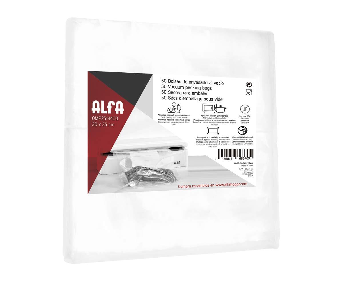 Alfa Accesorio Vacio 0002515000 Rollos 28Cms.X6mts
