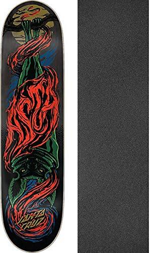Santa Cruz Skateboards Asta Bat Powerply Skateboard Deck - 8
